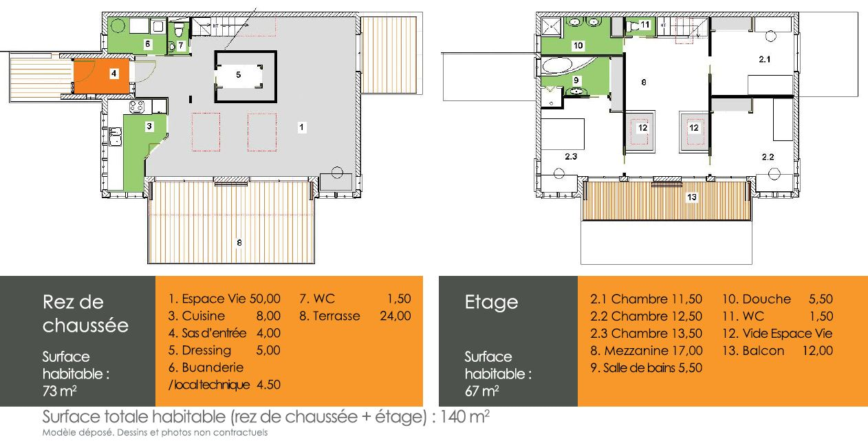 Assez plan maison bbc uz93 montrealeast for Plan maison contemporaine bbc