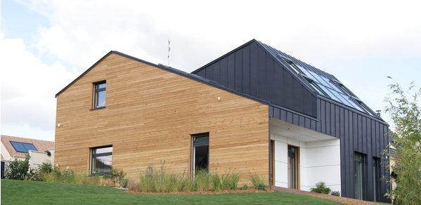 Maison bbc constructeur architecte prix maison basse - Exoneration taxe fonciere logement neuf bbc ...